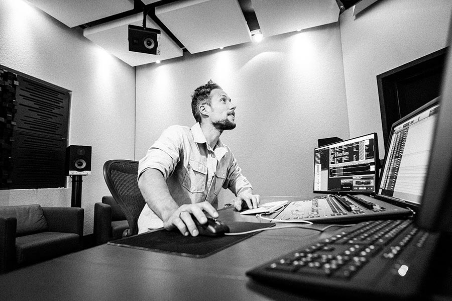 Bernhard Zorzi Sound Designer & Sound Editor
