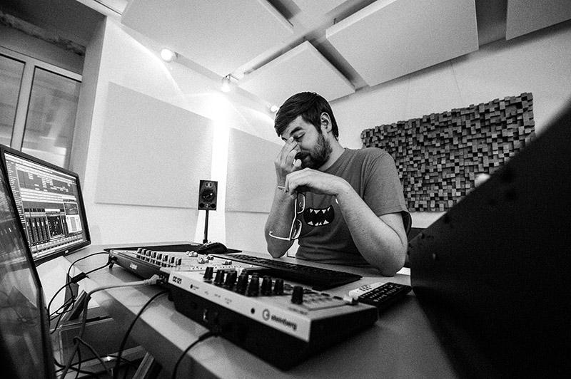 Martin Sachsenhofer Sound Editor, Sound Designer, ADR Recordist