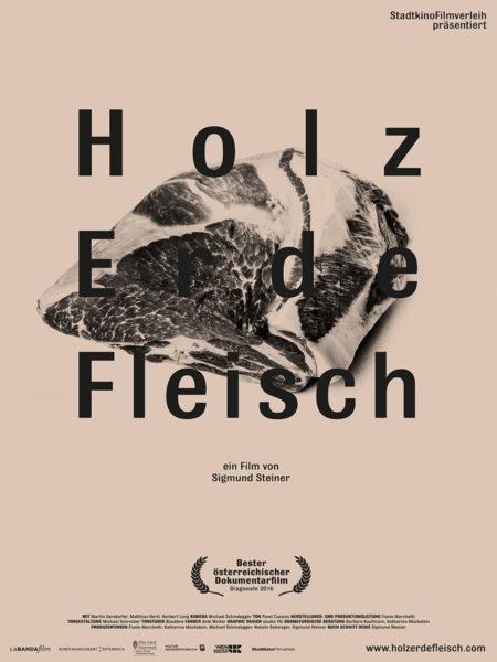 Holz Erde Fleisch Blautöne - Audio Postproduktion Tonstudio Wien