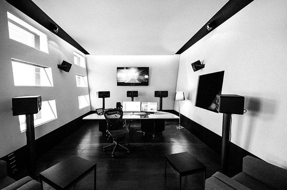 Blautöne Tonstudio Wien | Studio 4