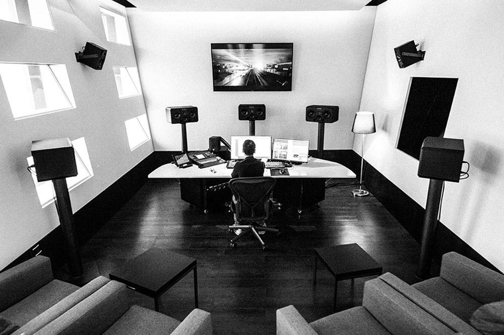 Blautöne Tonstudio Wien   Studio 4