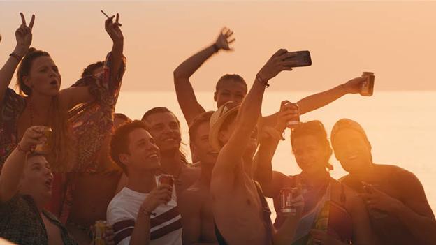 Die Letzte Party deines Lebens - Audiopostproduktion, Tonmischung Sound Design, Foley & ADR by Blautöne