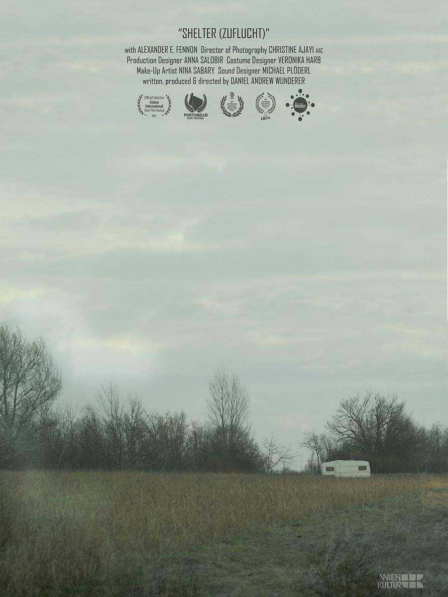 Kurzfilm Shelter Plakat