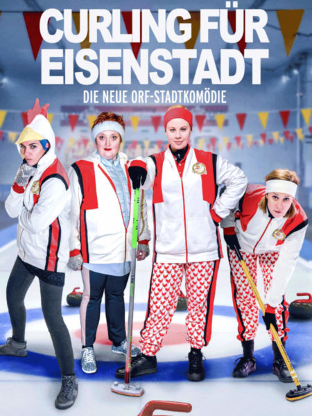 Curling For Eisenstadt - Titelplakat